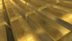 Guld i barrer