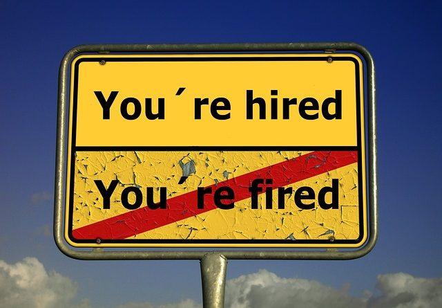 Arbejdmarkedrapporten oplyste om 313000 nye arbejdpladser i februar