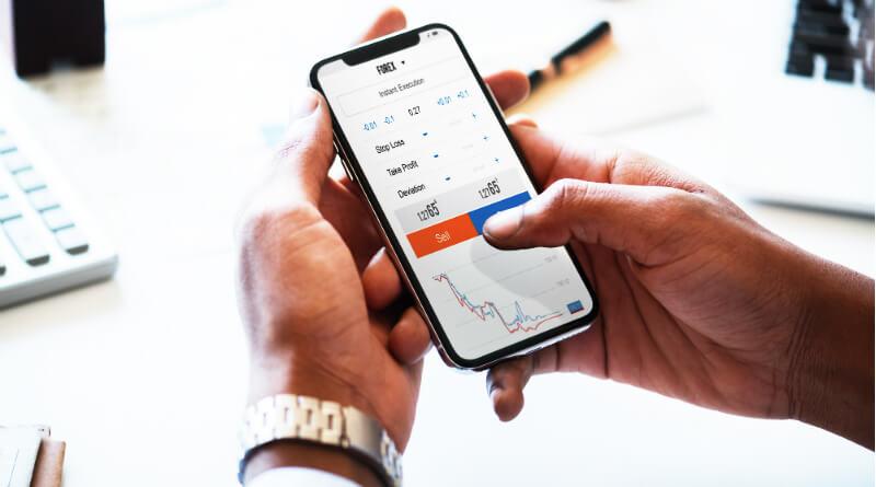 aktierne stiger inden faldet