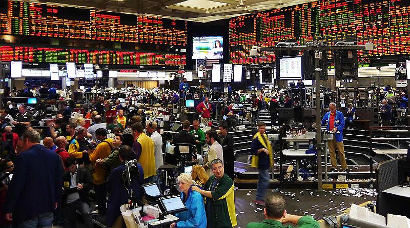 Aktierne stiger men pas på