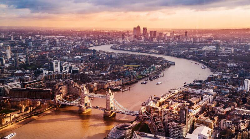 London hvor Hedgefond ikonen George Soros startede