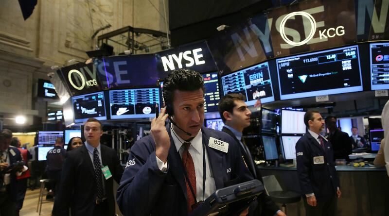 De amerikanske aktier retter sig men salgssignaler er intakt