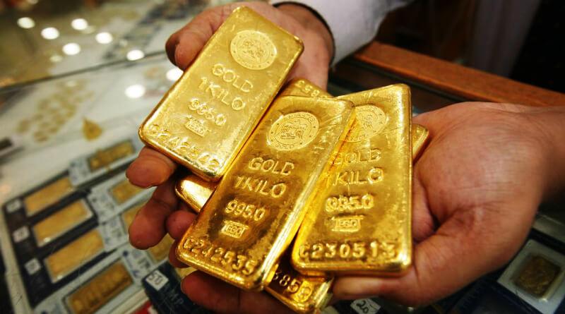 Guld fra Newmont Goldcorp