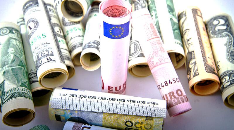 Valuta investering er risikabelt