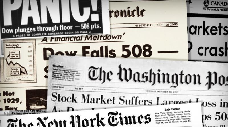 Er coronavirus begyndelsen til et crash på aktiemarkederne?